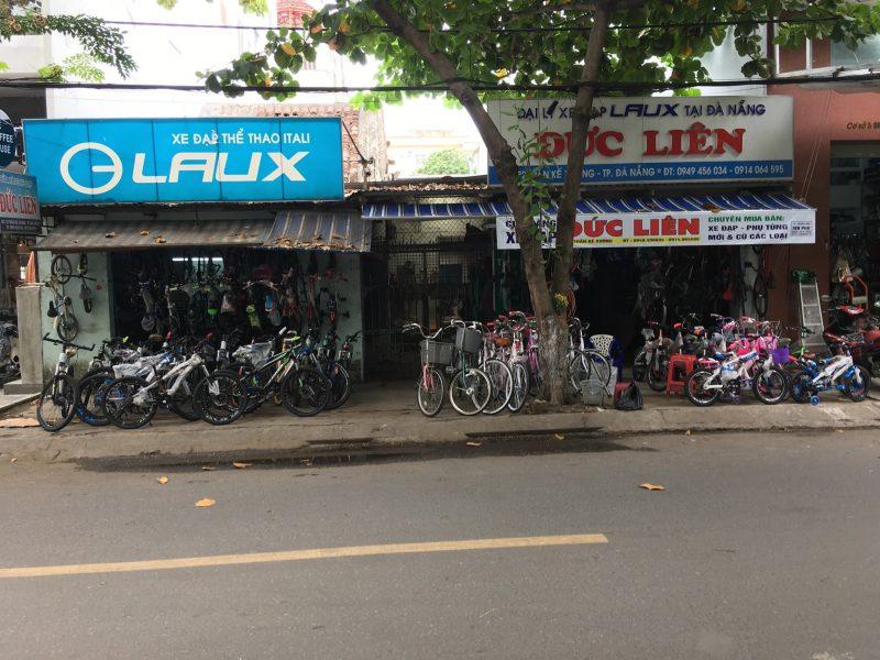 cửa hàng xe đạp Đà Nẵng