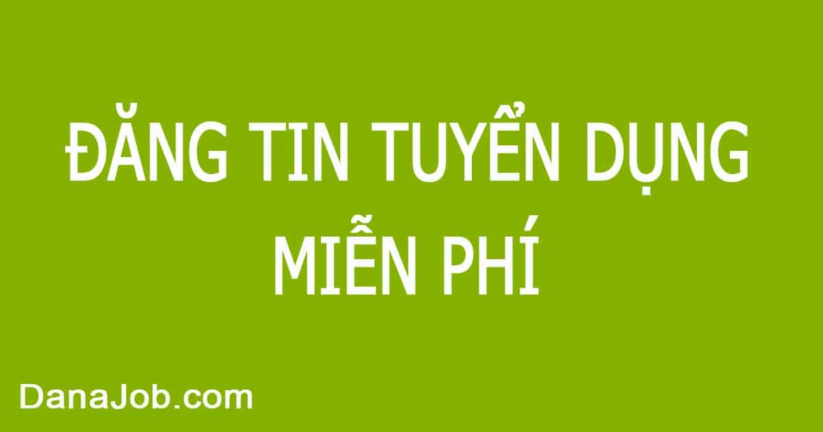 Website tuyển dụng uy tín Đà Nẵng