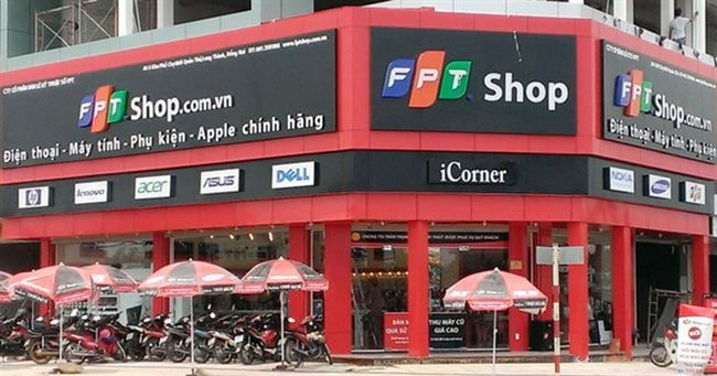 FPTShop - Mua macbook tại Đà Nẵng