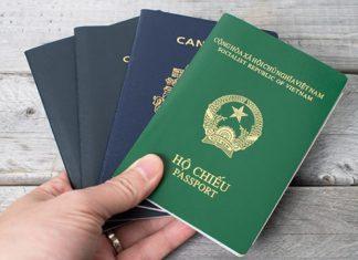 dịch vụ làm passport ở Đà Nẵng