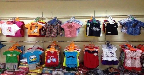 Shop Thời Trang Trẻ Em Đà Nẵng