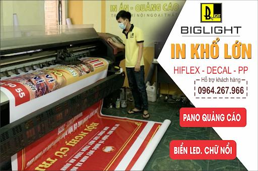 BIGLIGHT - Công Ty Quảng Cáo Uy Tín Tại Đà Nẵng