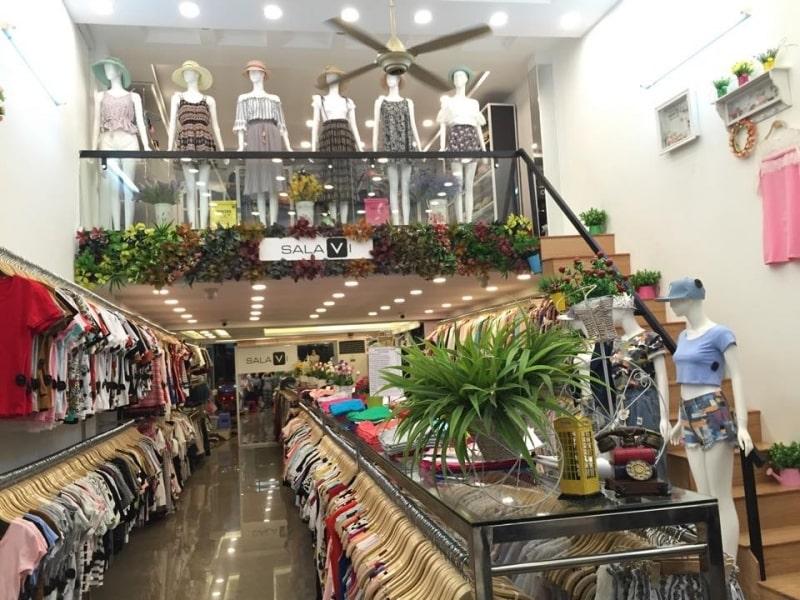 shop quần áo nữ Đà Nẵng