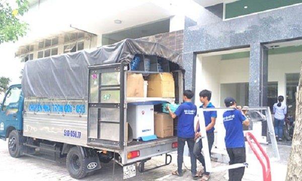 dịch vụ chuyển nhà giá rẻ Đà Nẵng