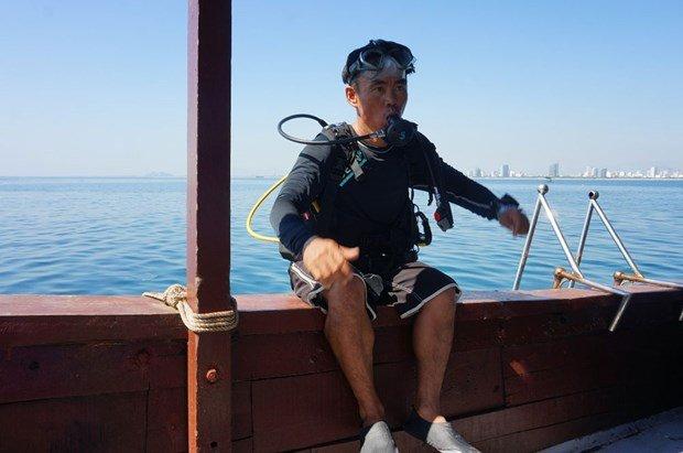 Review Tour Lặn Biển Ngắm San Hô Sơn Trà