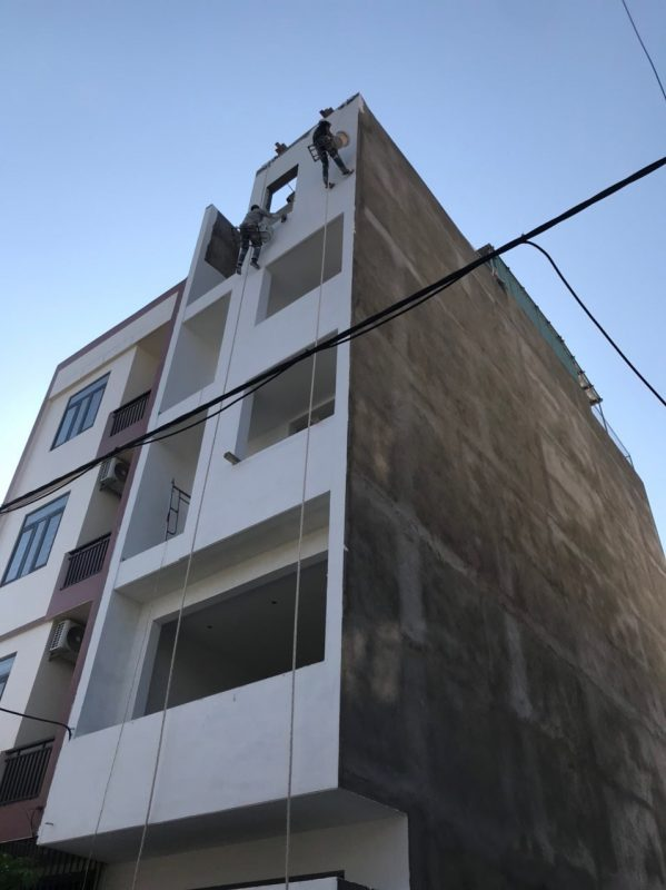 Công ty sơn nhà uy tín ở Đà Nẵng