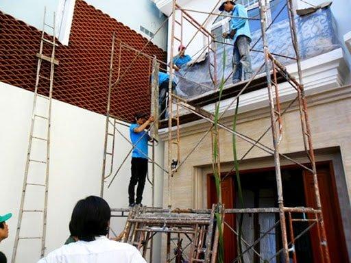 dịch vụ sơn nhà tại đà nẵng