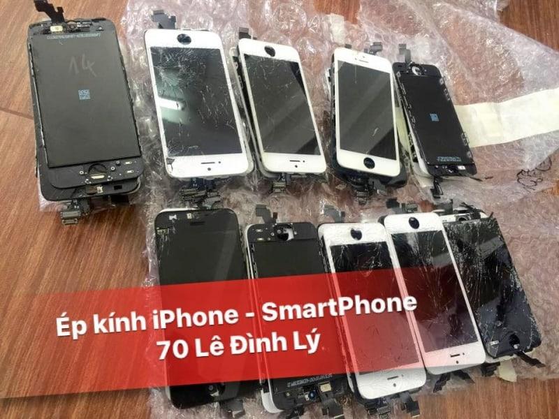thay mặt kính điện thoại uy tín tại Đà Nẵng