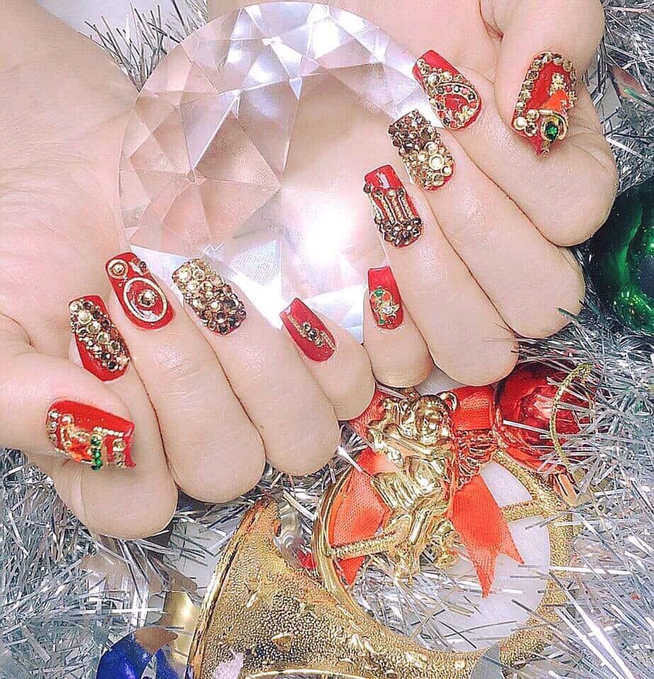 tiệm nails đẹp Đà Nẵng