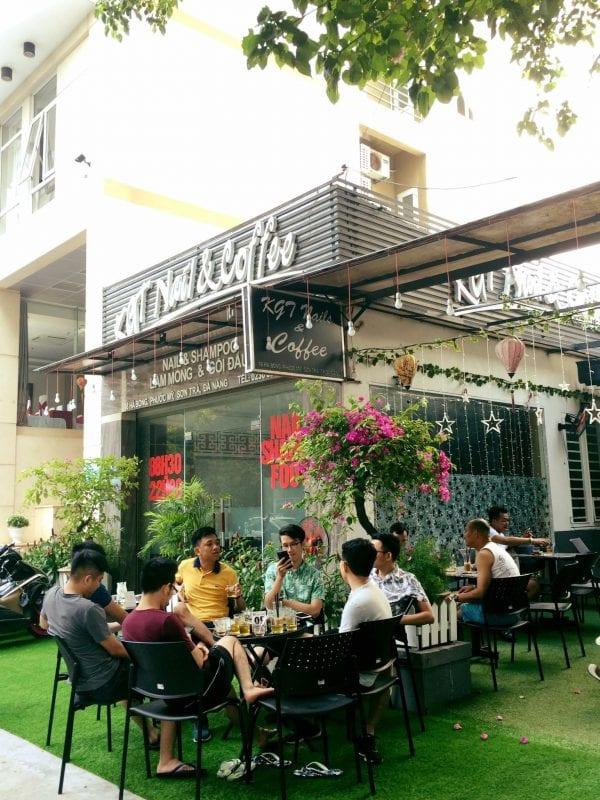 tiệm nail đẹp rẻ Đà Nẵng