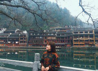 tour du lịch Phượng Hoàng cổ trấn
