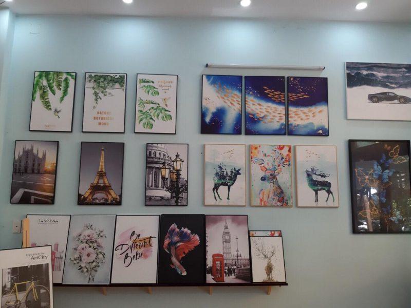 cửa hàng tranh Đà Nẵng
