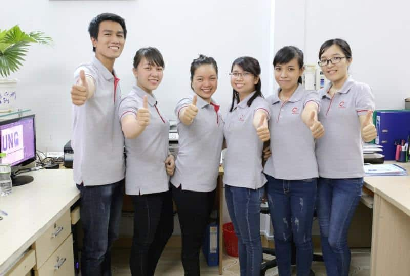 địa chỉ may đồng phục đẹp Đà Nẵng