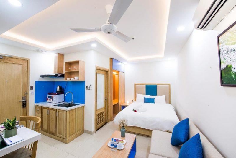 Khách Sạn 2 Sao Gần Cầu Rồng Đà Nẵng - Khách Sạn Sincero Hotel & Apartment