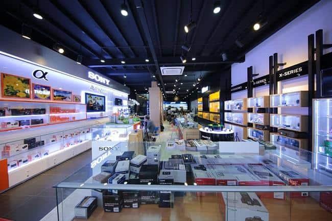 cửa hàng bán loa tại Đà Nẵng