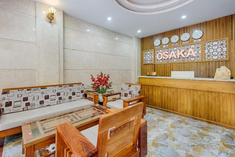 Khách Sạn 2 Sao Đà Nẵng Gần Cầu Rồng - Osaka Hotel Đà Nẵng