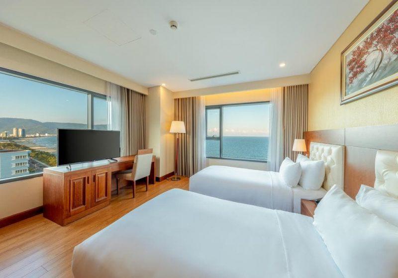 khách sạn Đà Nẵng có bể bơi-khách sạn DLG Đà Nẵng