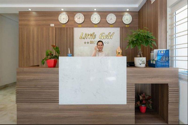 Khách Sạn Gần Biển Đà Nẵng - Khách Sạn Little Gold Hotel