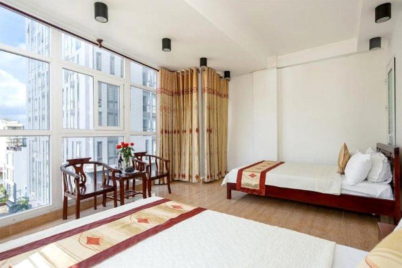 Khách Sạn 2 Sao Đà Nẵng Gần Cầu Rồng - Khách Sạn Little Gold Hotel