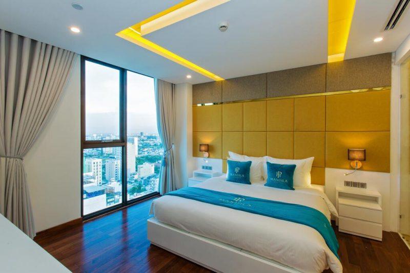 khách sạn 4 sao Đà Nẵng-khách sạn Mandila Beach Đà Nẵng