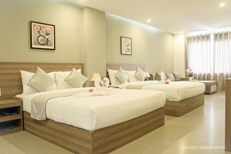 Khách Sạn 2 Sao Gần Biển - An Hoi Canary Hotel Đà Nẵng