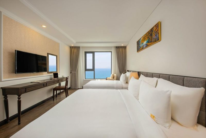 Khách Sạn Đà Nẵng Gần Biển Có Hồ Bơi-khách sạn Santa Luxury Đà Nẵng