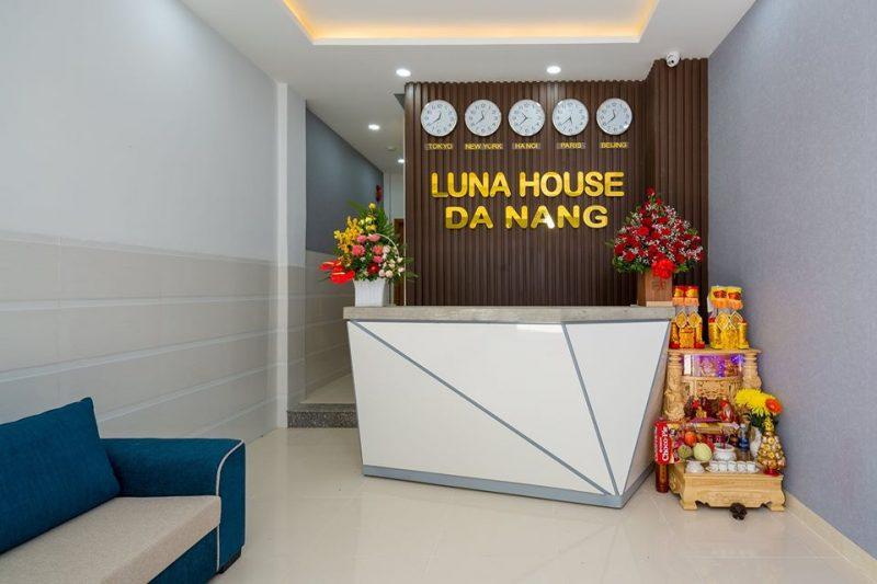 Khách Sạn 2 Sao Gần Trung Tâm Đà Nẵng - Luna House Danang