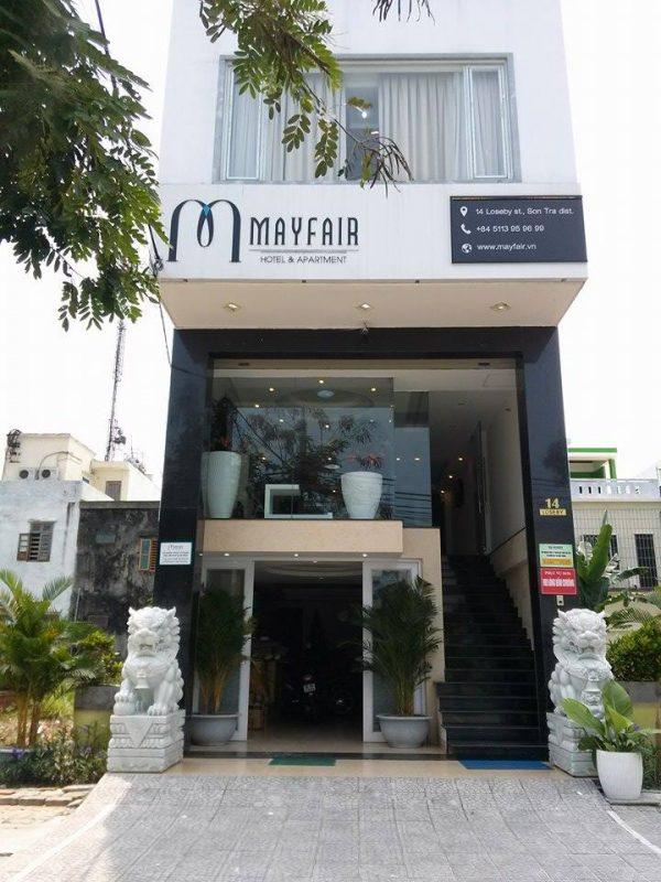 Khách Sạn 2 Sao Đà Nẵng Gần Cầu Rồng - Mayfair Danang Hotel
