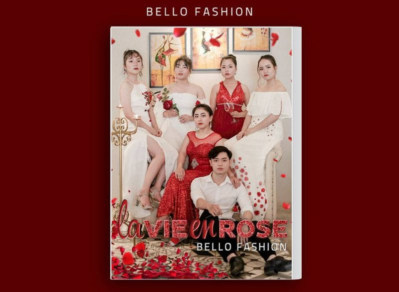 BELLO-FASHION SHOW 2018- LE FESTIN