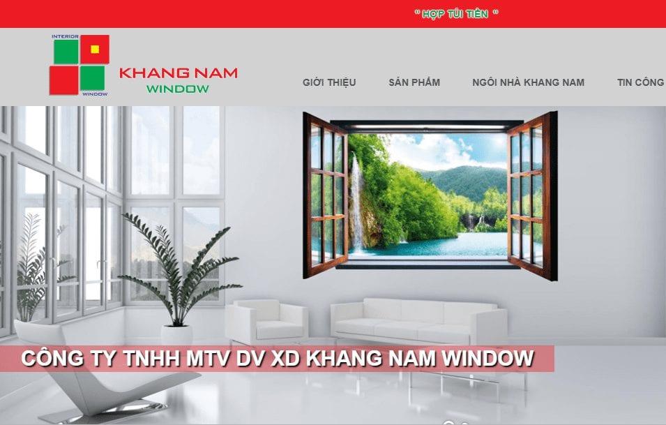 Công Ty TNHH MTV Khang Nam Window-min