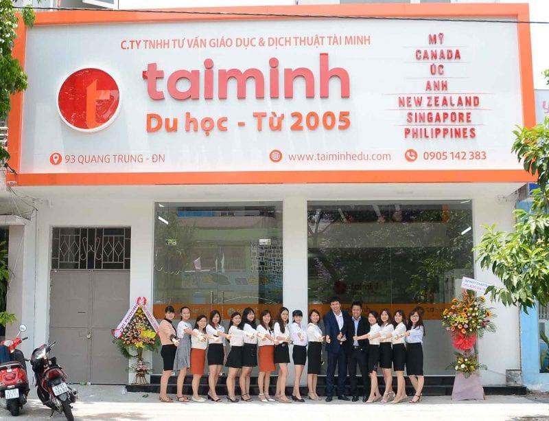 Công ty tư vấn giáo dục và dịch thuật Tài Minh