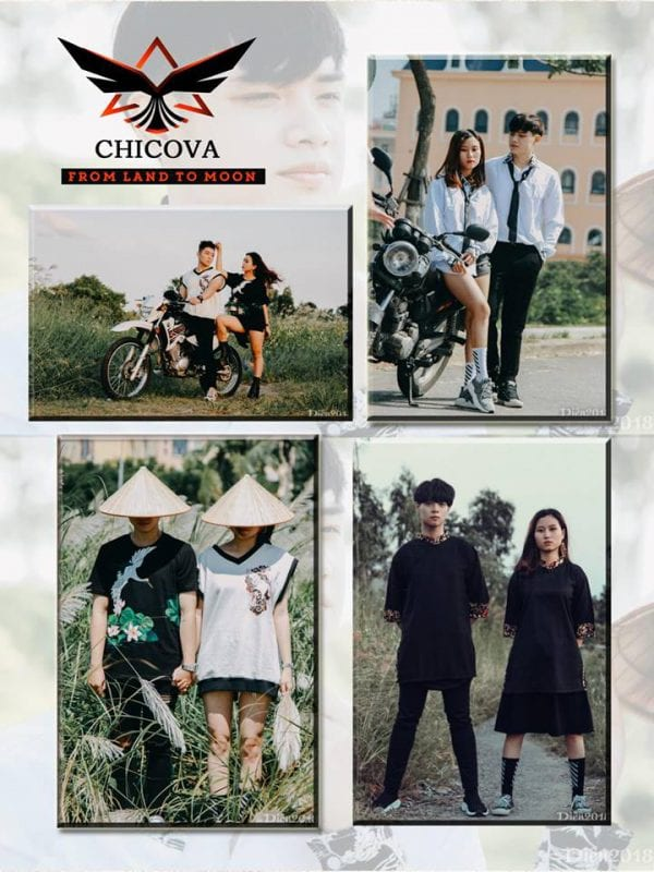 CHICOVA - FASHION SHOW 2018-LE FESTIN