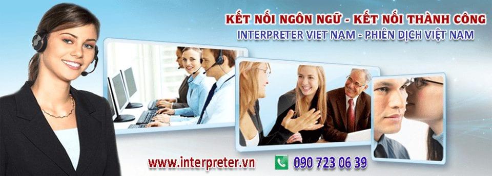 Dịch vụ biên dịch phiên dịch Việt Interpreter Đà Nẵng