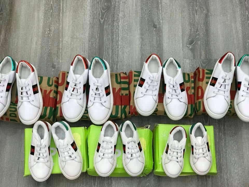 Giày trẻ em Pretty Shoes