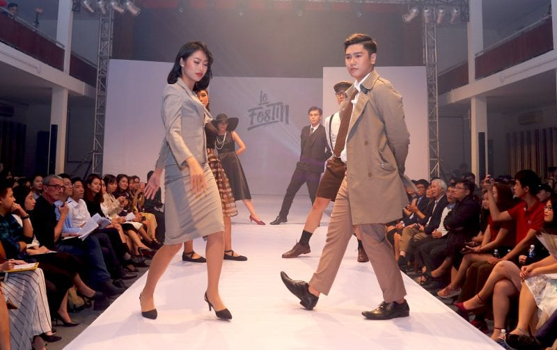 Marketing's Fashion Show 2018: Le Festin