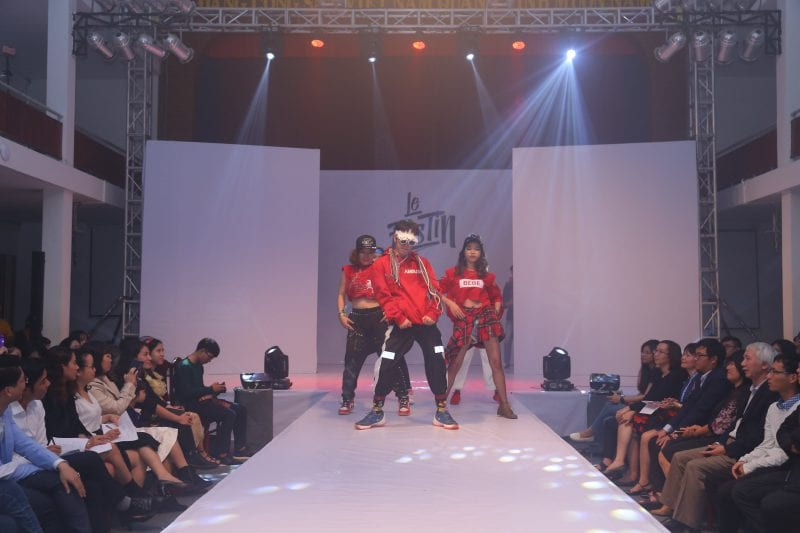 Fashion Show 2018: Le Festin