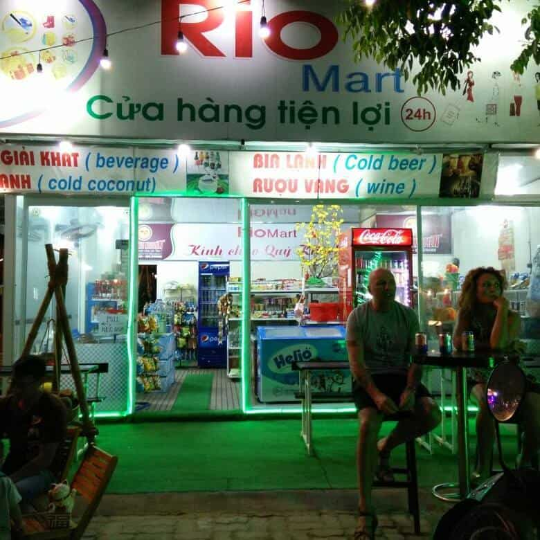 Cửa hàng tiện lợi 24h Rio Mart - Cửa hàng tiện lợi tại Đà Nẵng