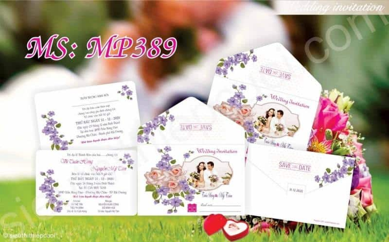 địa chỉ in thiệp cưới Đà Nẵng