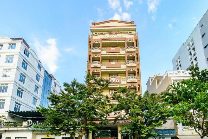 khách sạn Đà Nẵng gần cầu Rồng-khách sạn Mimosa Đà Nẵng