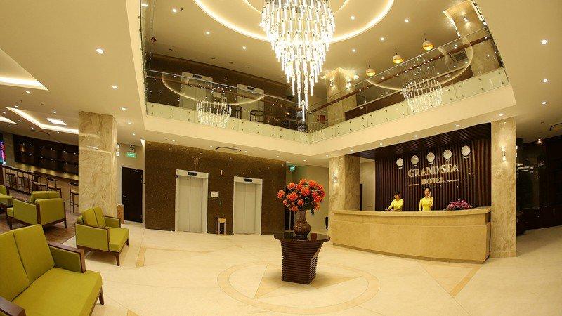 Khách Sạn Trên Đường Hà Bổng Đà Nẵng - Khách Sạn Grand Sea Đà Nẵng