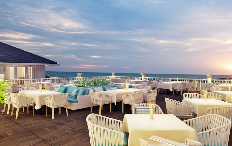 Nhà hàng hải sản biển Mỹ Hạnh