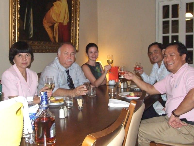OdeV Restaurant Đà Nẵng