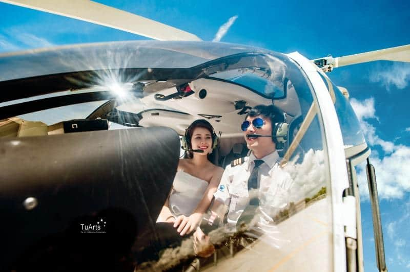 Studio chụp ảnh cưới đẹp Đà Nẵng