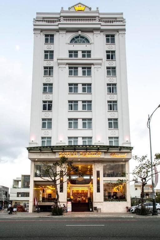 Khách Sạn 3 Sao Đà Nẵng-khách sạn Royal Family Đà Nẵng