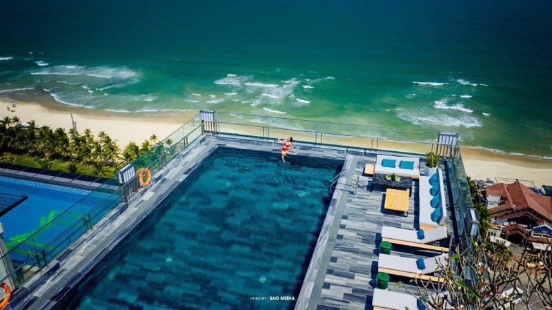 Khách Sạn 4 Sao Đà Nẵng View Đẹp - Khách Sạn Minh Toàn Ocean Đà Nẵng