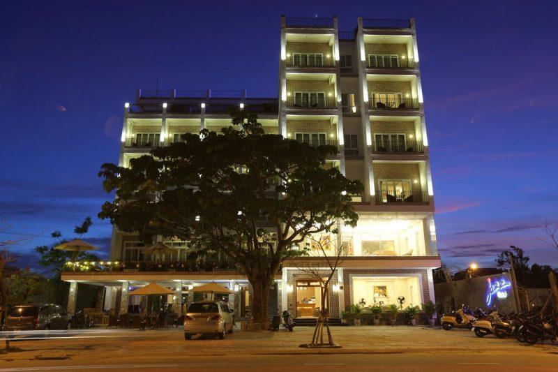 Khách Sạn Gần Biển Mỹ Khê Đà Nẵng - Khách sạn Jazz Hotel