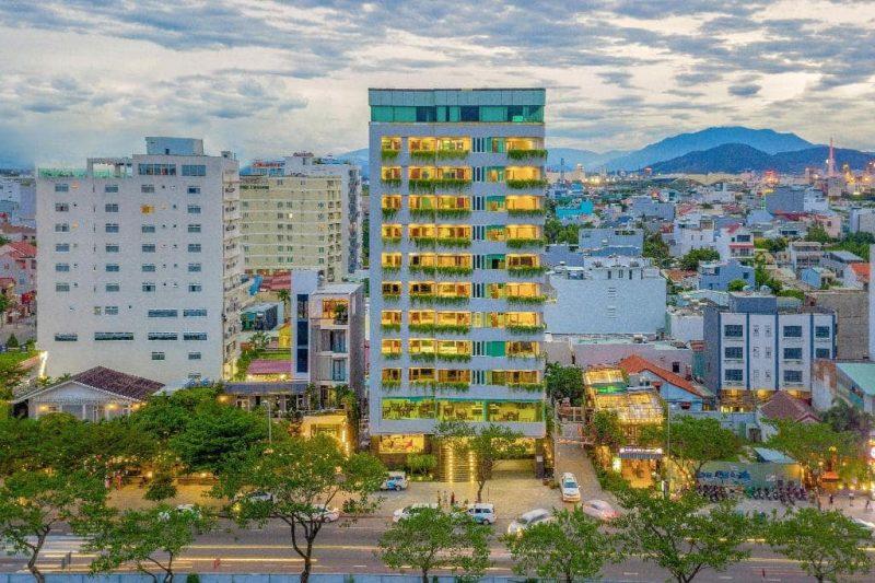 Khách Sạn 3 Sao Đà Nẵng- Fansipan Da Nang Hotel