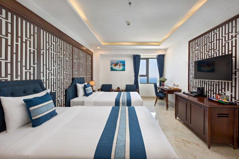 Khách sạn 5 sao gần biển Mỹ Khê - Khách sạn Eden Đà Nẵng