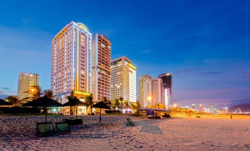 Khách sạn 5 sao gần biển - Khách sạn Eden Đà Nẵng