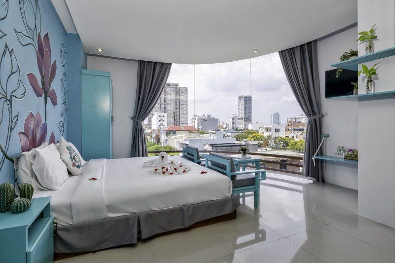 khách sạn 3 sao đà nẵng gần sông hàn-Khách sạn Raon Apartment & Hotel